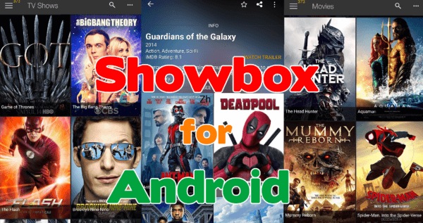 Showbox APK - Download OFFICIAL version for Android ! [LATEST]